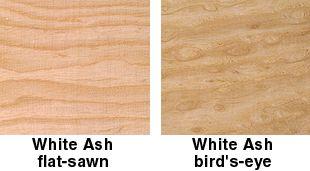 White Ash Wood planks